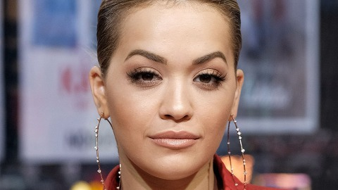 Rita Ora Looks Like Little Red Riding Hood's Sexy Older Sister in This Chic Esemble | StyleCaster