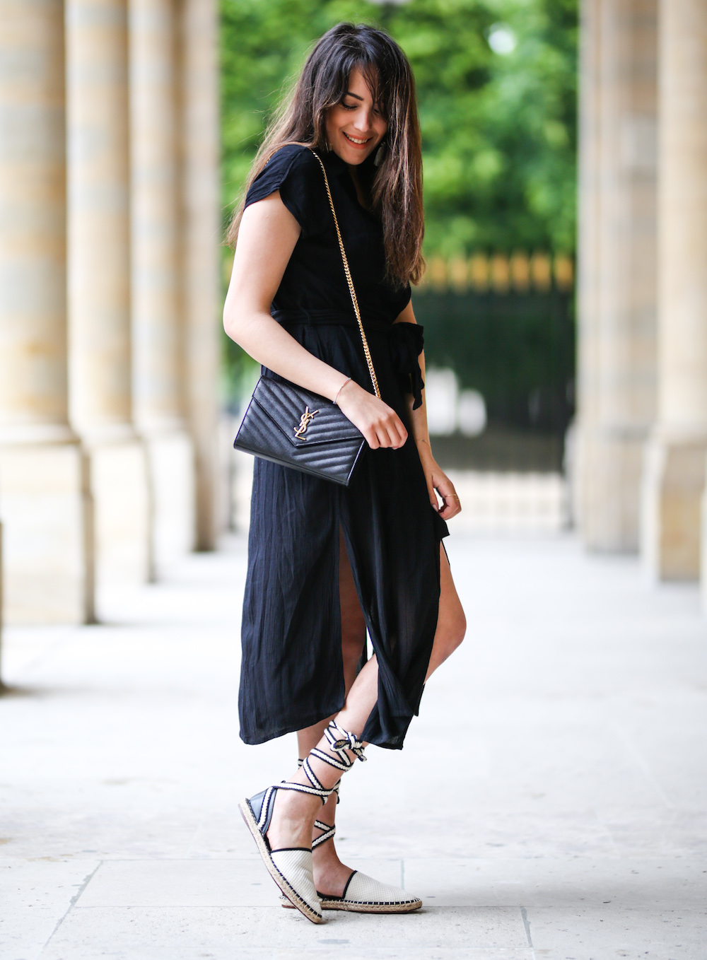 sarah benziane paris 2017 What to Wear on a First Date, According to a Dating Expert