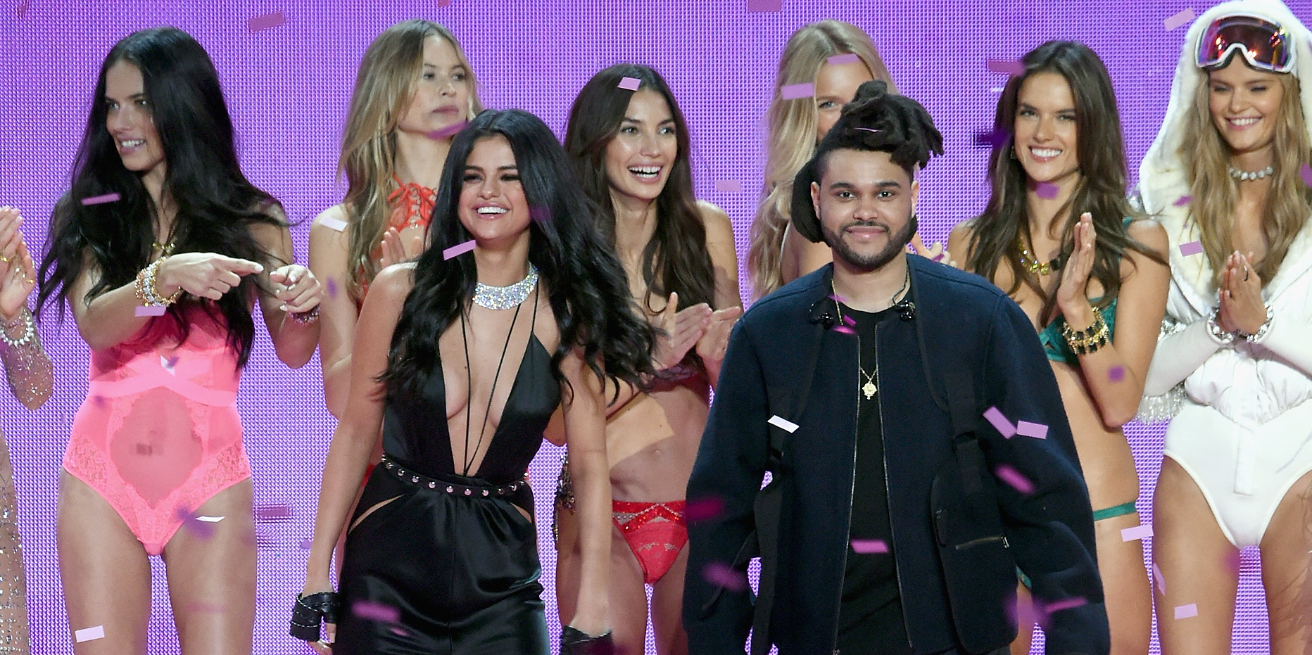 Spooky Lookalikes: Selena Gomez's Parents Look *Exactly* Like Gomez and The Weeknd