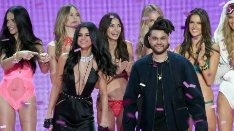 Spooky: Selena Gomez's Parents Look *Exactly* Like Gomez + The Weeknd | StyleCaster