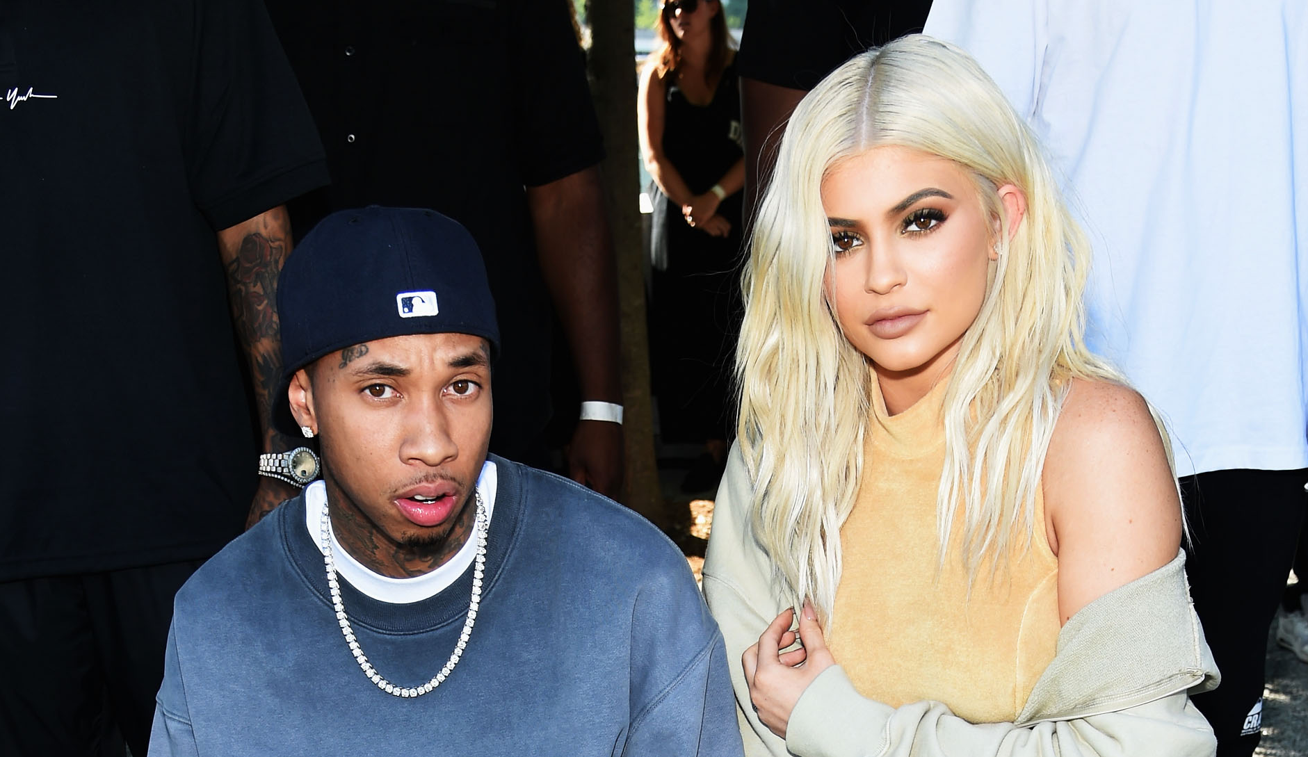 Kylie Jenner Is Wearing a Wedding Ring—Did She and Tyga Get Married?