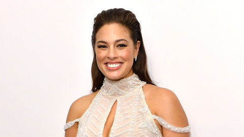 Here's Ashley Graham in a Red Thong Swimsuit, Because Why Not | StyleCaster