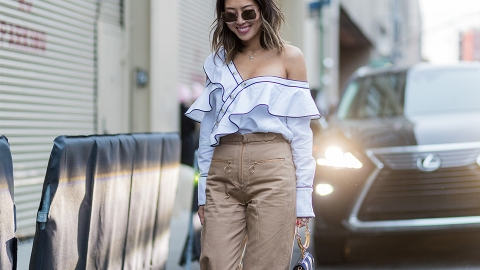 15 Off-the-Shoulder Tops to Shop Right This Second | StyleCaster