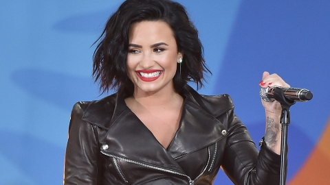 Demi Lovato Posts No-Makeup Selfie, Looks Flawless   StyleCaster