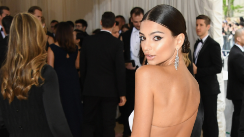 Emily Ratajkowski Took a Walk in Lingerie, and There's (NSFW) Video | StyleCaster
