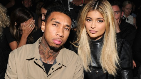 So Kylie Jenner & Tyga Hung Out—Again—& The Internet Has A Lot Of Thoughts | StyleCaster