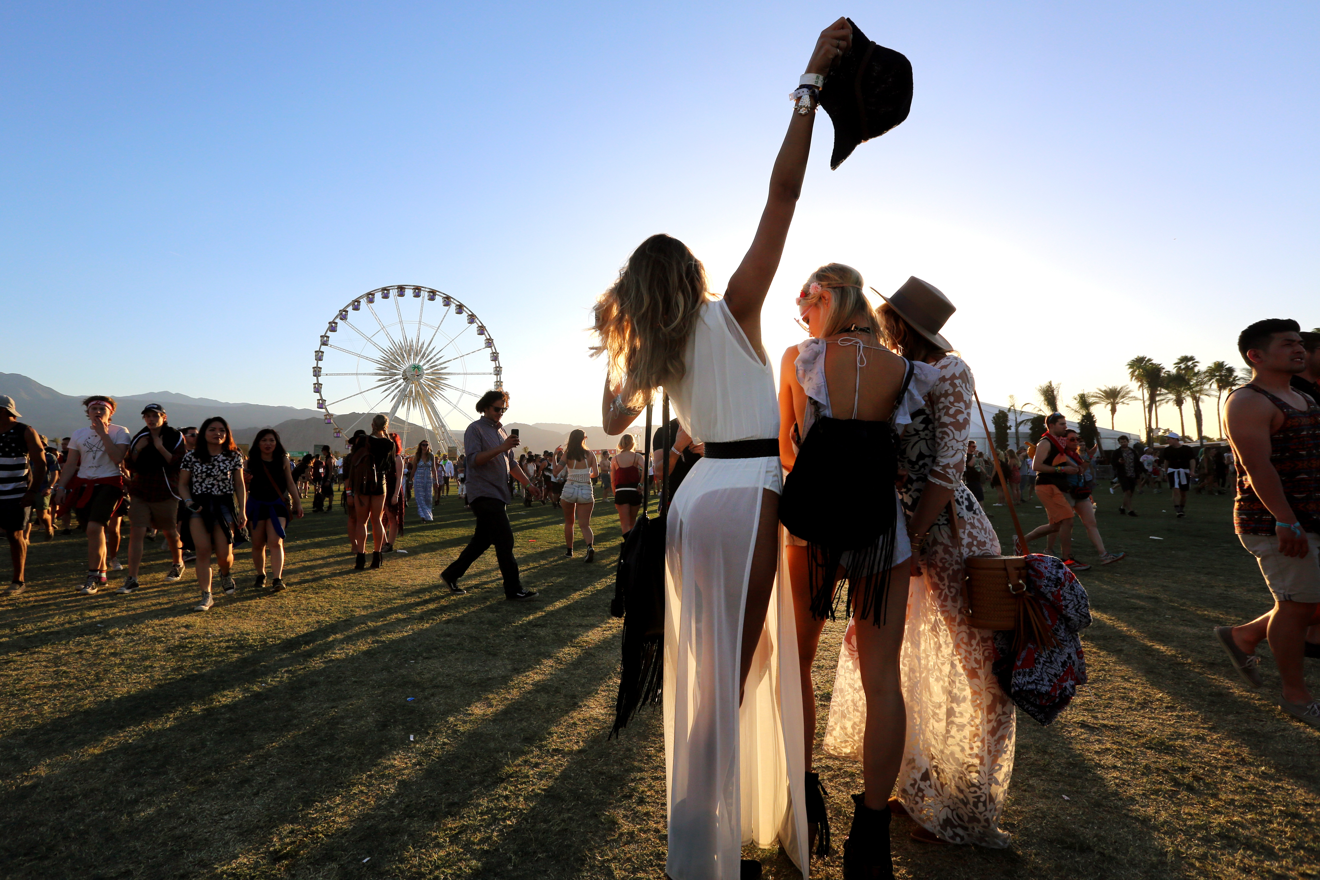 Coachella Is Coming: Here's How to Get Your Best Festival Hair