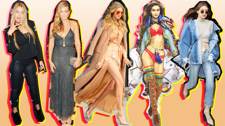 The Evolution of Gigi Hadid—From Fresh-Faced Newbie to Runway Ruler
