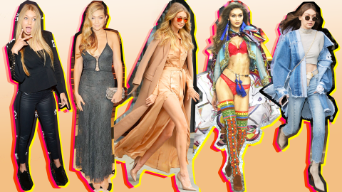 Then and Now: The Evolution of Gigi Hadid | StyleCaster