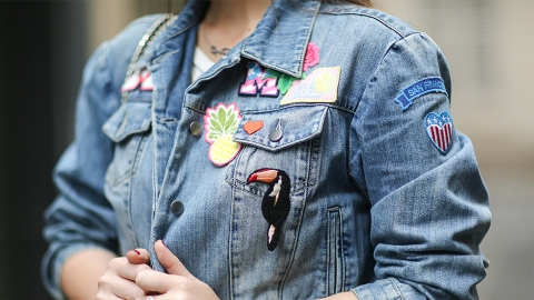 You Need These Patched Pieces In Your Wardrobe Right Now | StyleCaster