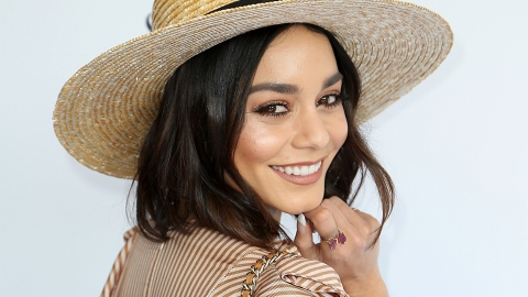 Vanessa Hudgens Got Ass-Length Hair and Promptly Turned Into a Mermaid | StyleCaster