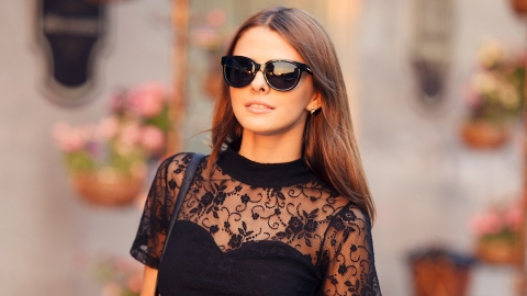 The Final Word on Whether You Can Wear Black to a Wedding | StyleCaster