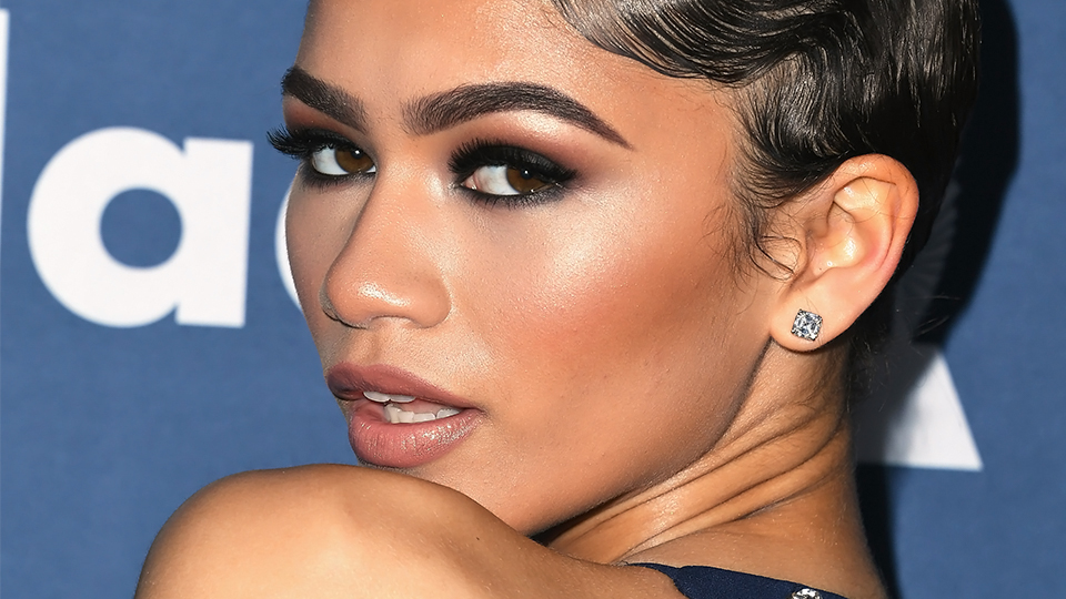10 Times Zendaya Secretly Did Her Own Makeup for Major Events