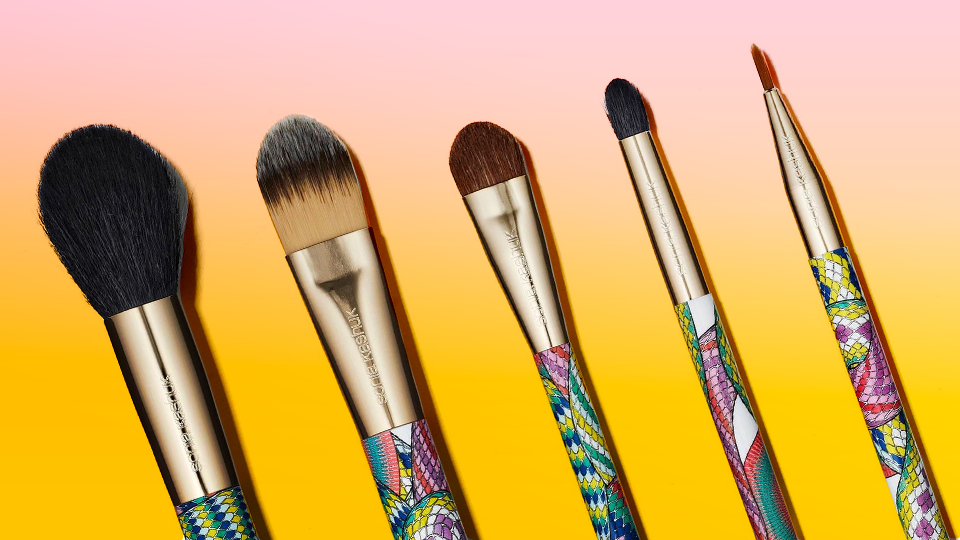 The 5 Coolest, Under-$20 Makeup Brush Sets to Instagram Right Now