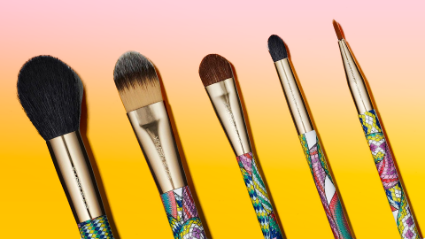 The 5 Coolest, Under-$20 Makeup Brush Sets to Instagram Right Now | StyleCaster