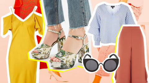 How to Knock Out All Your Spring Shopping In One Hour | StyleCaster