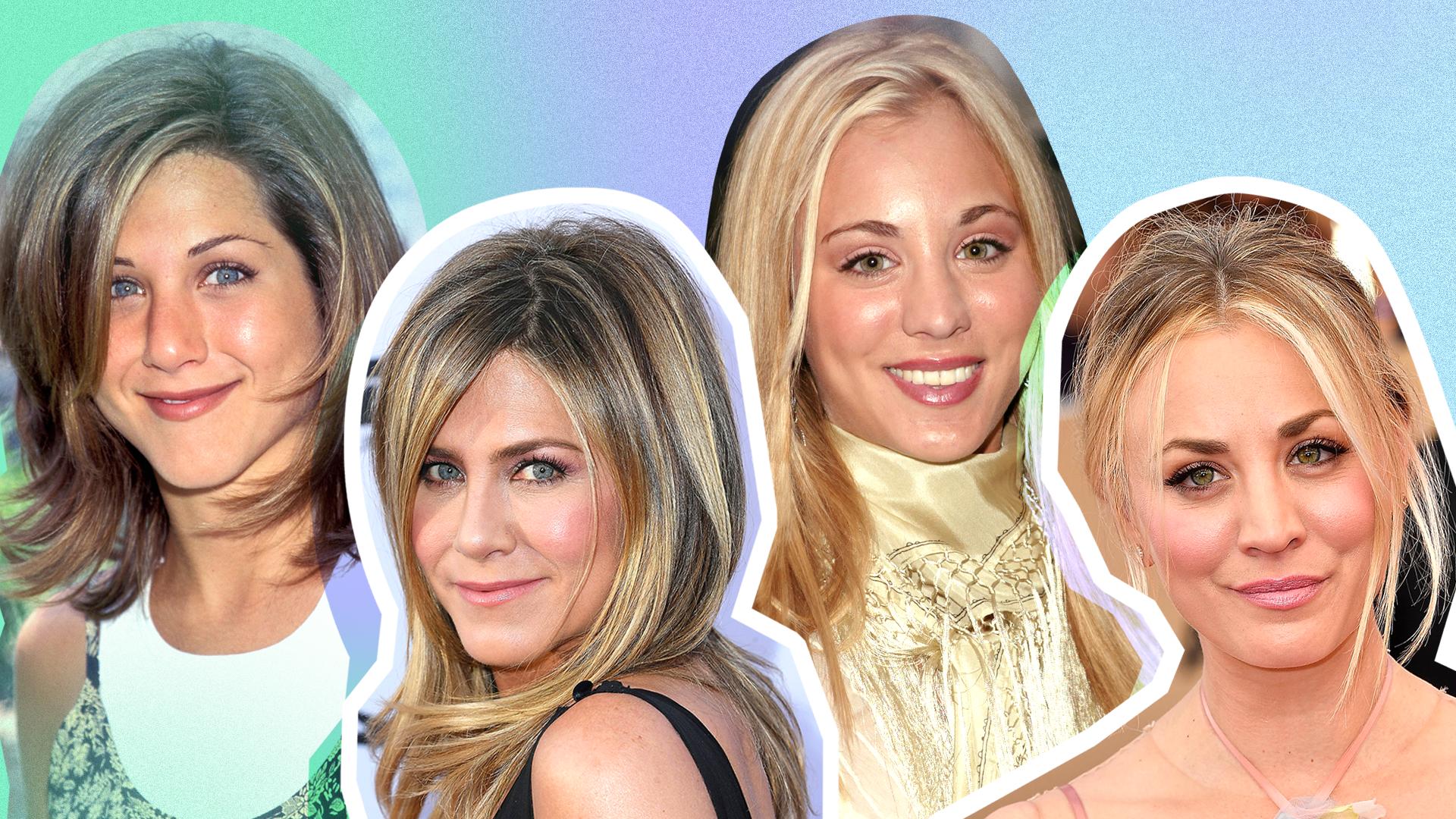 Celebrities' Confirmed Plastic Surgery