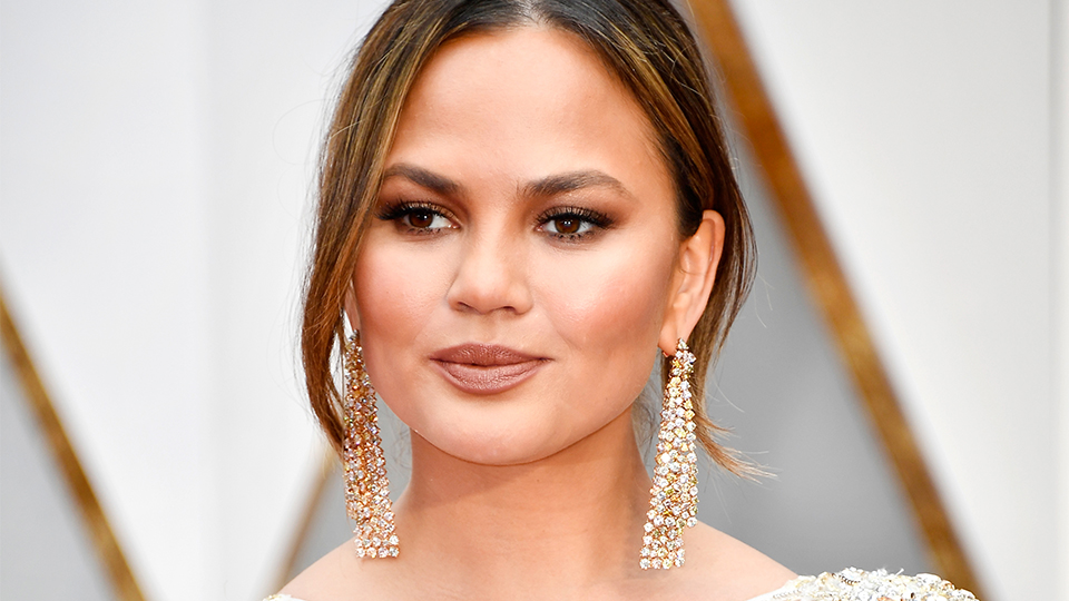 Chrissy Teigen Just Shut Down a Twitter Troll Who Criticized Her for Doing This