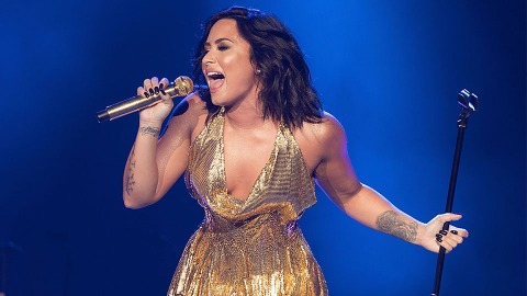 You *Have* to Hear Demi Lovato's Impressions of Adele and Katy Perry | StyleCaster
