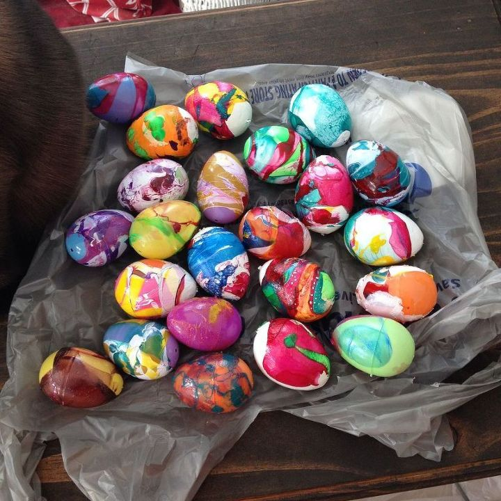 STYLECASTER   Easter egg ideas