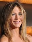 Jennifer Aniston's Black Leather Dress Is a Force to Be Reckoned With