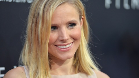 The Weird Trick Kristen Bell Uses to Fight a Pimple—and Win | StyleCaster