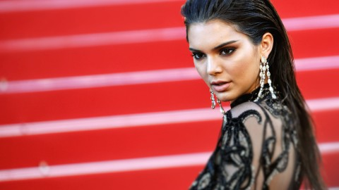 Kendall Jenner Is Unrecognizable with Platinum Blonde Hair | StyleCaster