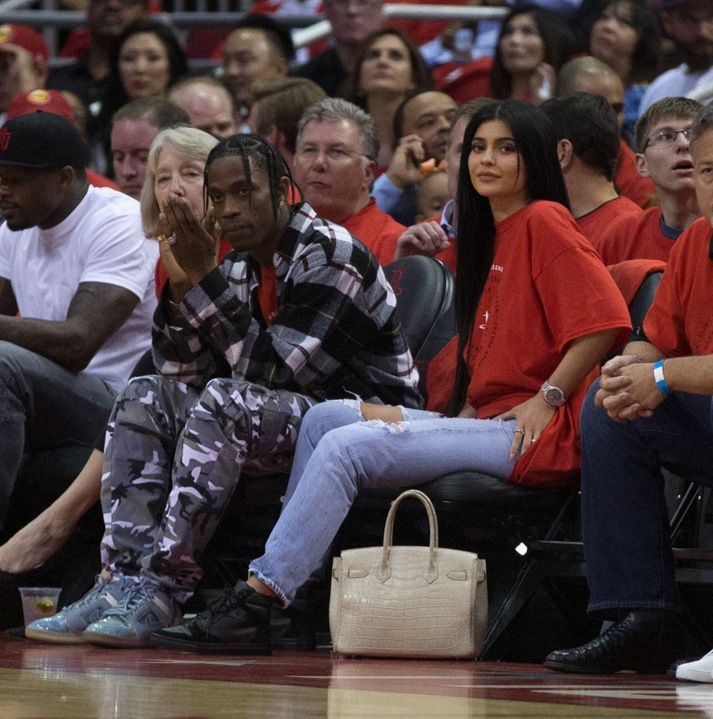 gettyimages 673071646 So—Are Kylie Jenner and Travis Scott Dating?