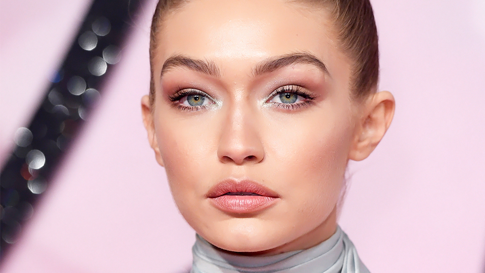 Gigi Hadid Bleached Her Eyebrows for This Year's Met Gala