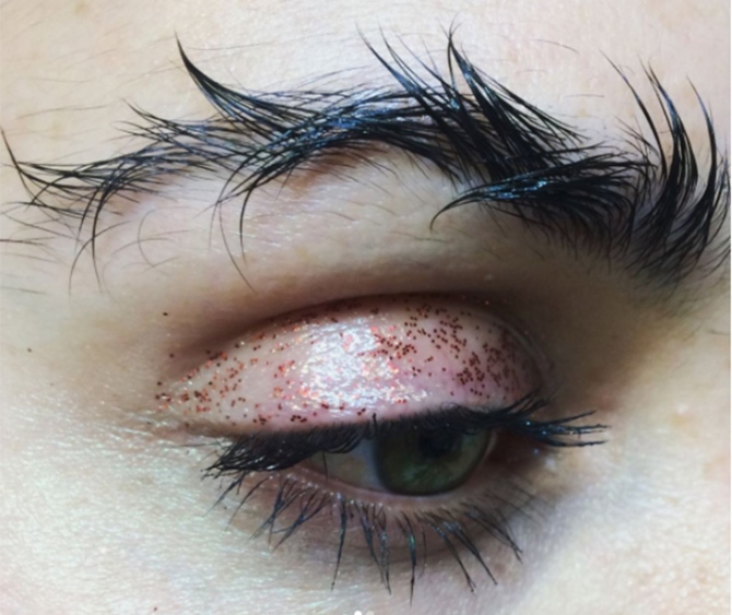 insta brows So, Barbed Wire Eyebrows Are Now a Thing Now, Too