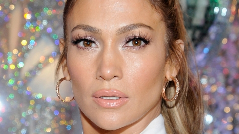Jennifer Lopez Is Back On The Block In A Gorgeous Wedding Dress & We Can't Handle It | StyleCaster