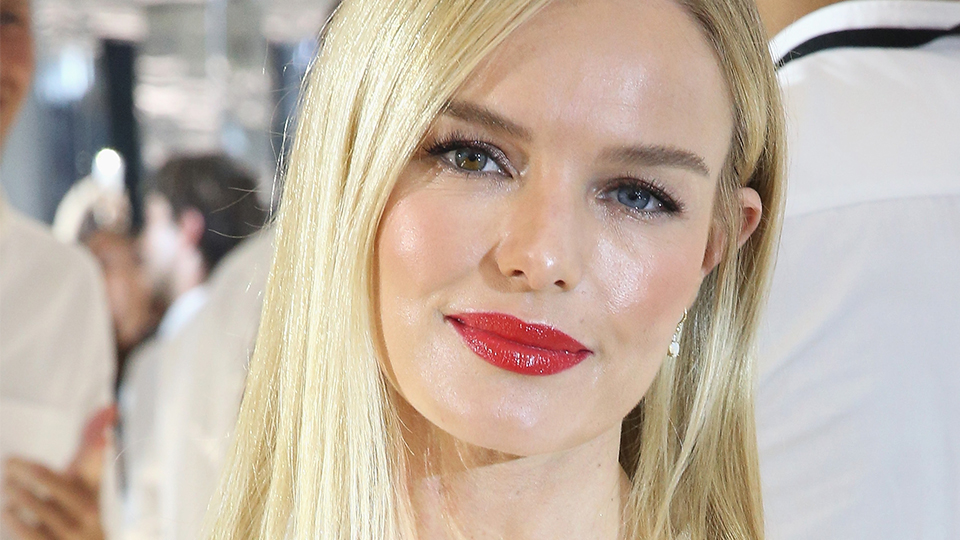 Uh, Kate Bosworth's Braided Ponytail is the Coolest Thing We've Ever Seen