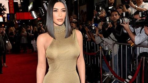Kim Kardashian Looks Downright Perfect In a Vintage Dior Bikini | StyleCaster