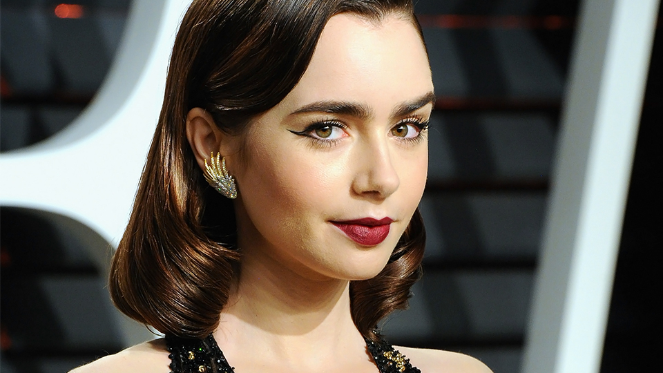 13 Of Lily Collins Best Makeup Looks