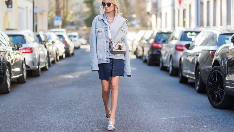 The Leg-Lengthening Trend That's Making a Comeback This Spring   StyleCaster