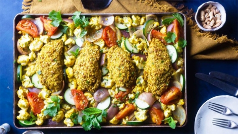 One-Pan Dinners that are Actually Really, Really Simple | StyleCaster