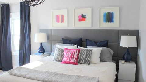 12 Headboards That Are Total Bedroom Game-Changers | StyleCaster