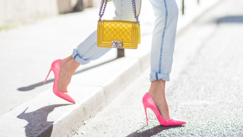 How to Wear High Heels Without Pain | StyleCaster