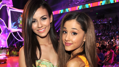 This Meme of Victoria Justice Shading Ariana Grande Is the Best Thing You'll See Today | StyleCaster