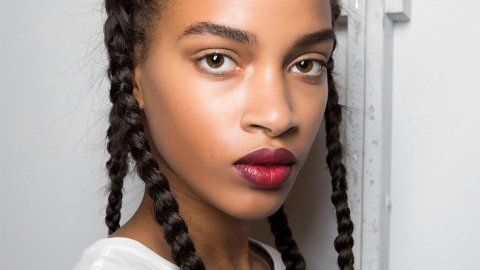 5 So-Pretty Braided Hairstyles You Can Do on Curly Hair | StyleCaster