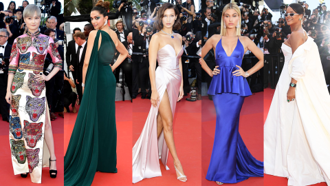The Best Looks from the Cannes Film Festival Red Carpet   StyleCaster
