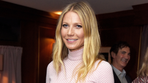 Gwyneth Paltrow's Daughter, Apple, Is Her Doppelganger   StyleCaster