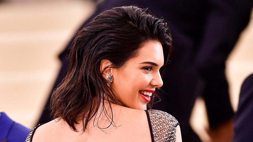 Kendall Jenner Flashes Massive Diamond Ring on Wedding Finger