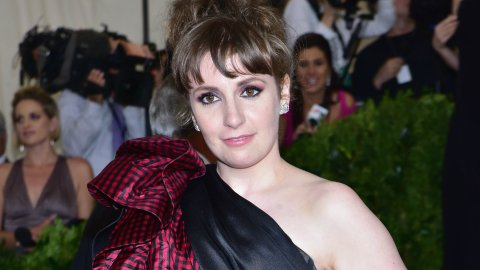 Lena Dunham's Tips for Losing Weight Are Exactly What You Imagine They'd Be | StyleCaster