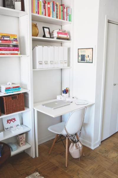 8 Minimalist Home Office Ideas To Steal Now Stylecaster