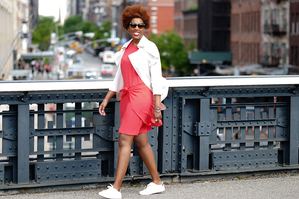 How STYLECASTER Editor Leah Faye Cooper Does Summer in NYC