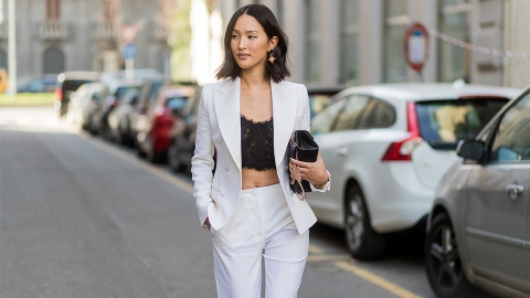 The Summer Suit Is About to Be Your Warm-Weather Go-To | StyleCaster