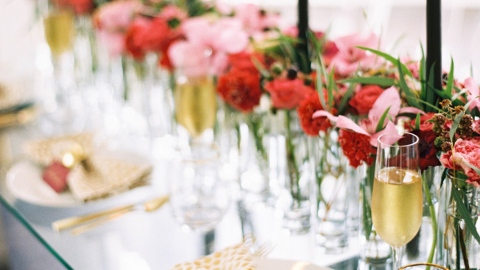 19 Chic Wedding Decoration Ideas For Your Special Day | StyleCaster