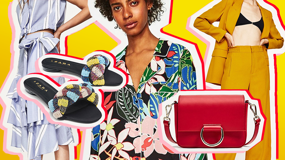 What To Buy at Zara For Spring 2017: All Our Favorite New Pieces