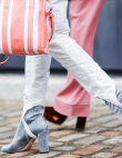 The Street Style Guide to White Jeans